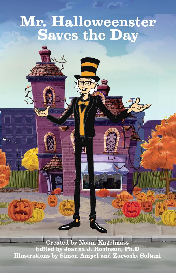 kids halloween book